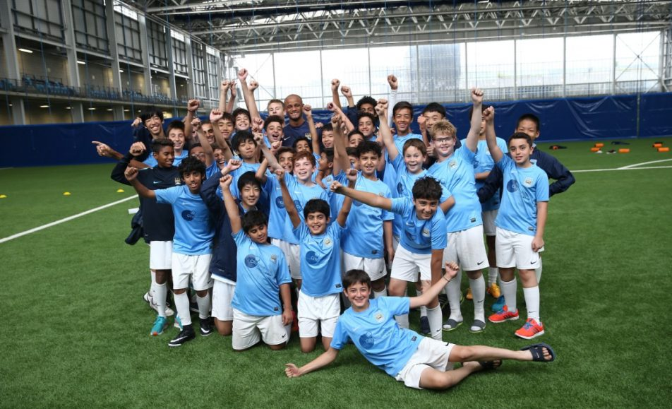 Manchester City – City Football Language School