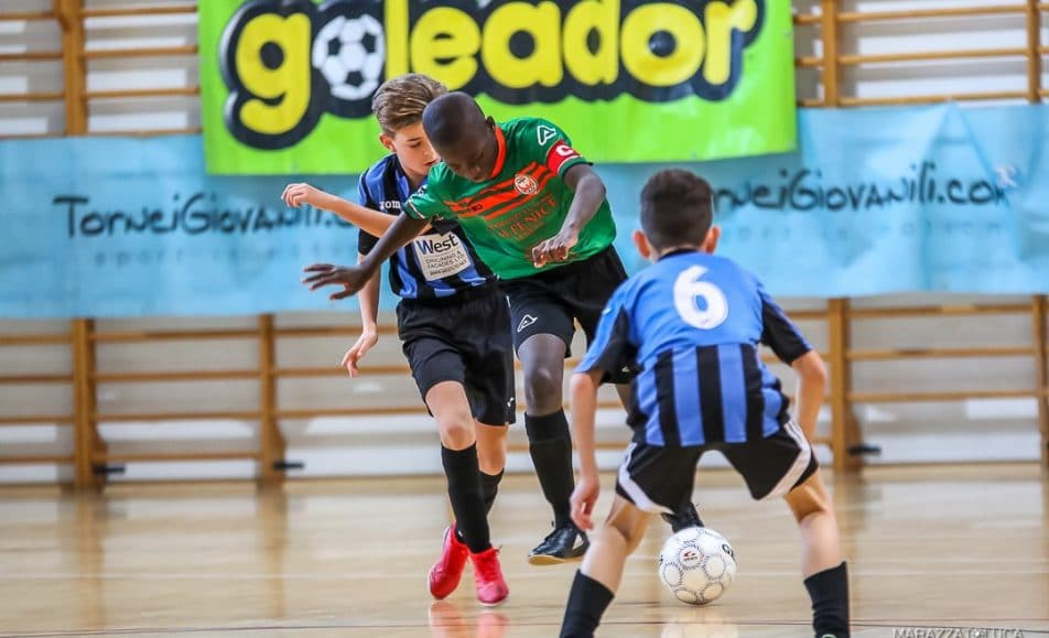 4th Fenice Venezia Junior Futsal Cup
