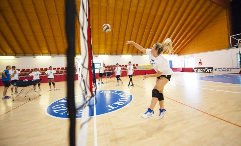 Special Volley Summer Camp
