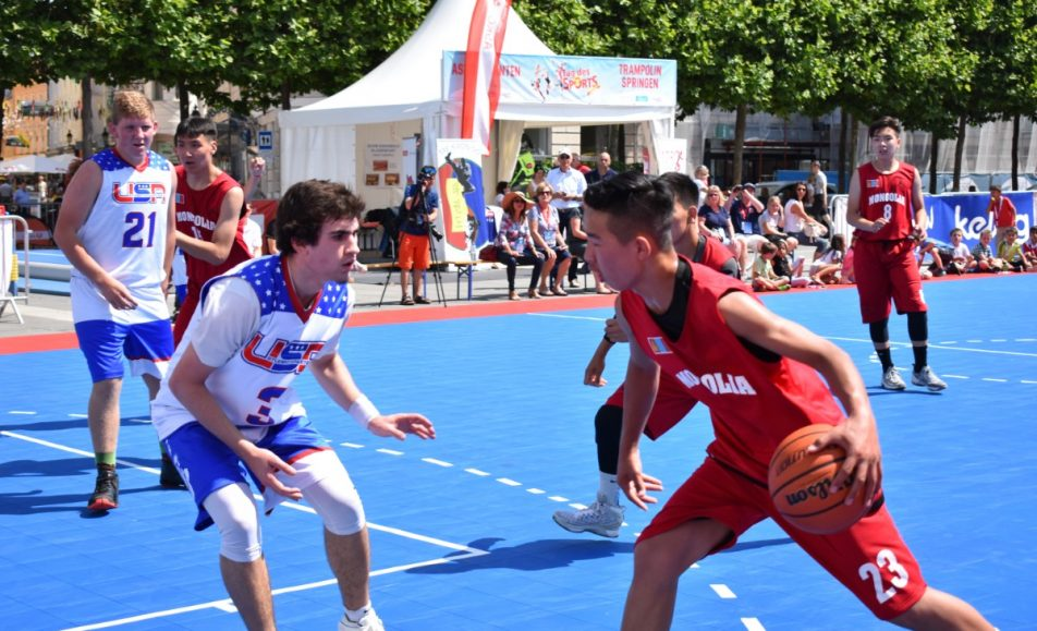 UnitedWorldGames | Basketball