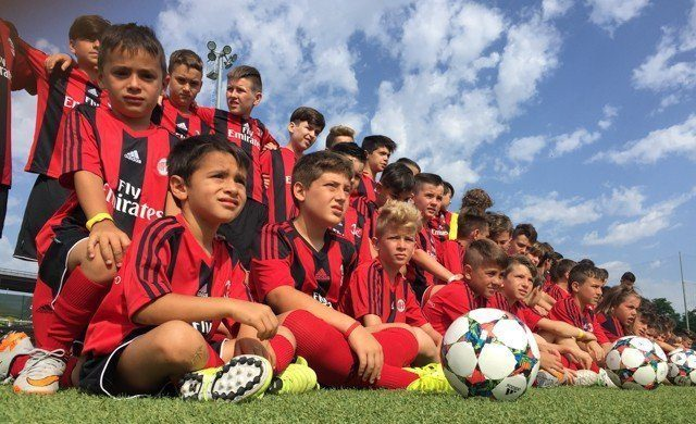Milan Junior Camp – Porto S. Elpidio